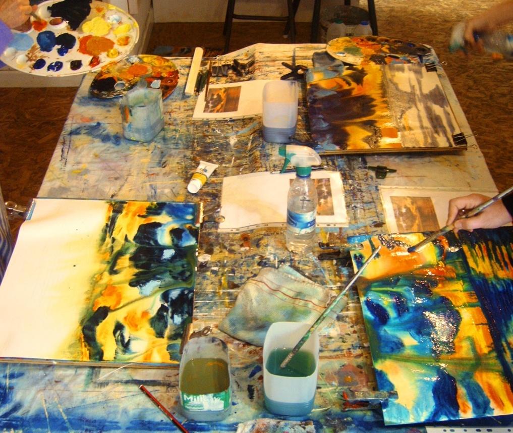 Studio Work 1