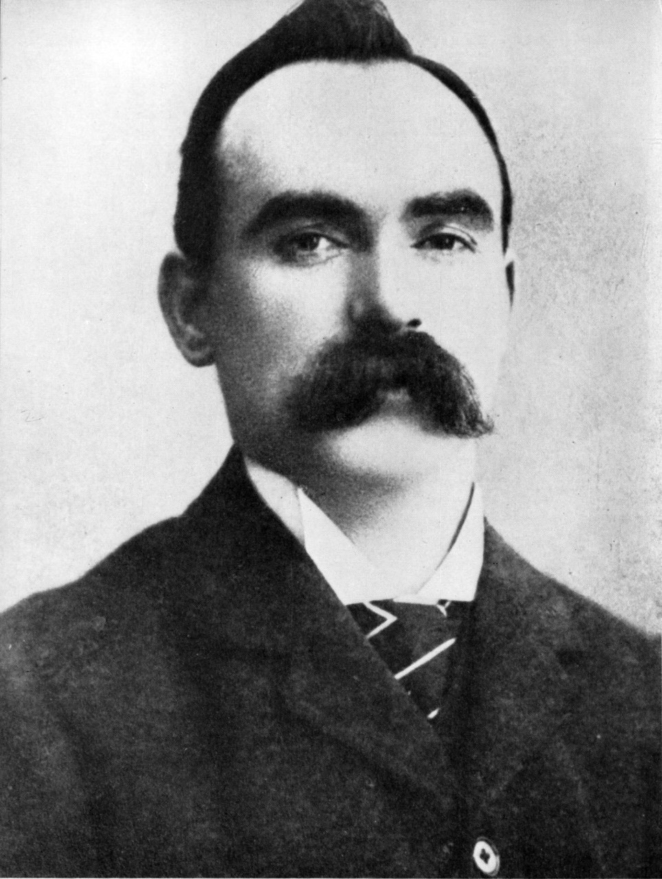 James Connolly 1900
