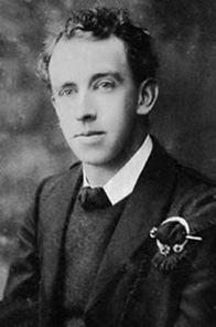 Thomas Mc Donagh photographic portrait