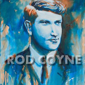 Michael Collins Fine Art Print.