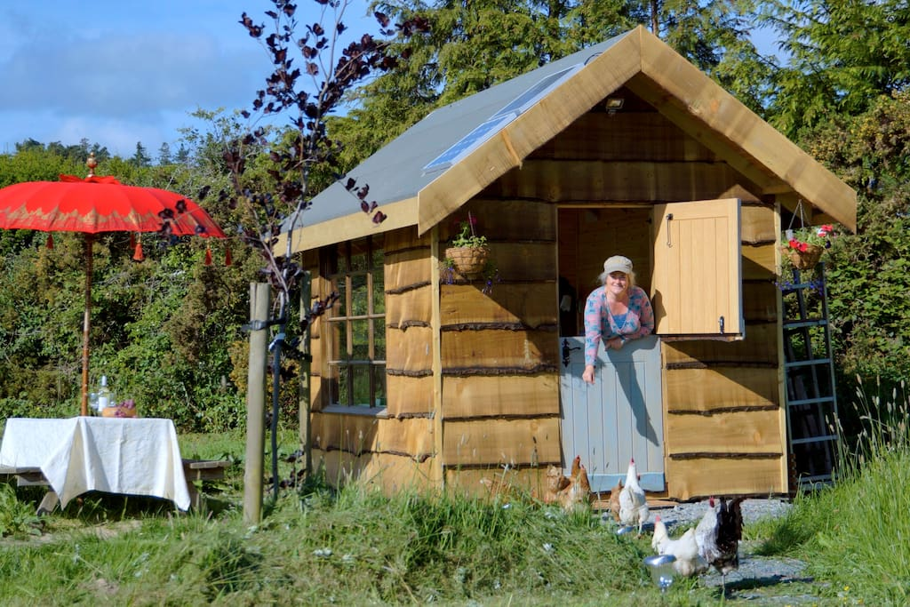 The Cosey Cabin for an alternative when you Book your own Workshop Accommodation.