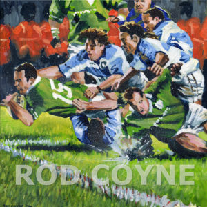 Ireland V Pumas. High resolution image with watermark.