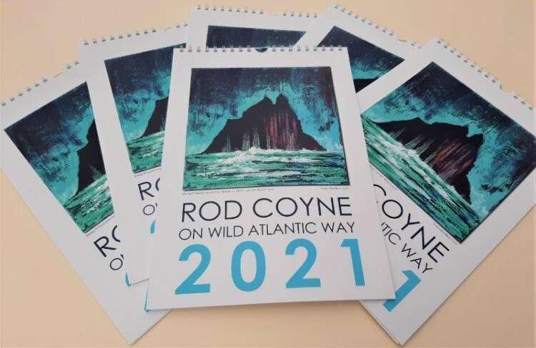 rod coyne 2021 calendar