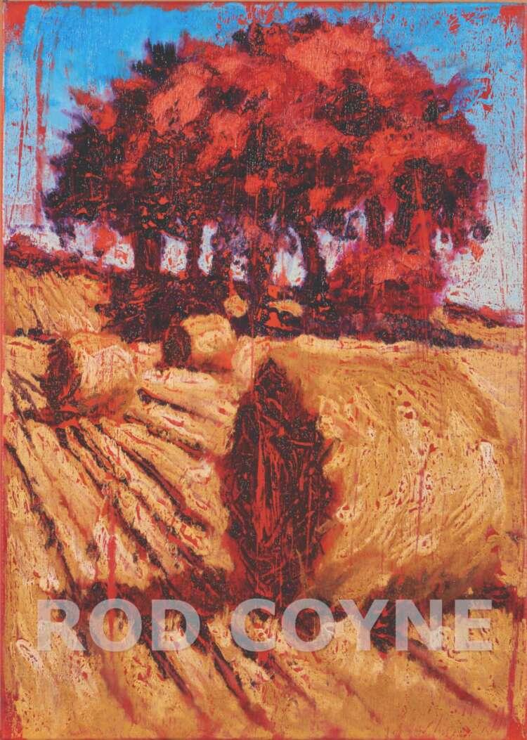 Scarlet Harvest by rod coyne