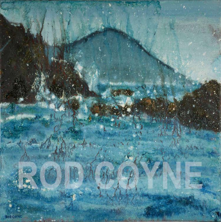 """artist rod coyne's seascape """"seaspray southwest"""" is shown here, watermarked."""